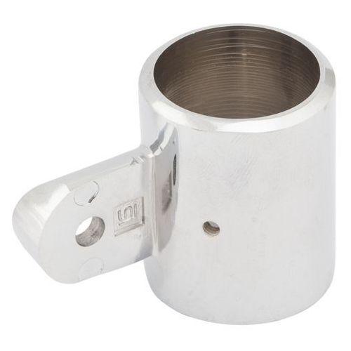 Uchwyt jednostronny z blokadą do poręczy rurowych Ibis 2 fi 32 mm chrom, AC974-A-CHR