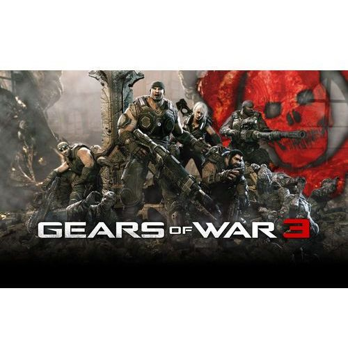 OKAZJA - Gears of War 3 (Xbox 360)