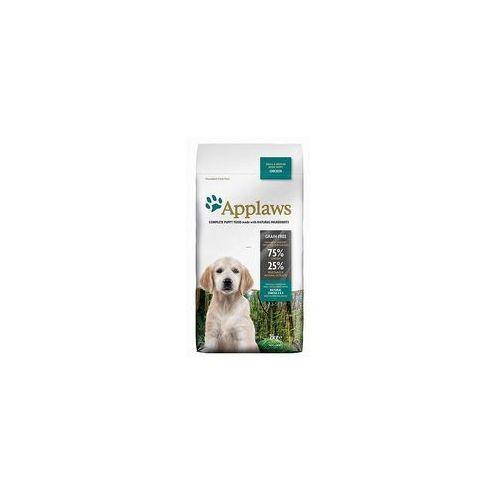 Duże opakowanie  w niskiej cenie! - puppy small & medium breed, kurczak, 7,5 kg marki Applaws