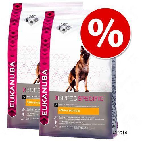 Eukanuba Małe opakowanie w super cenie! - dachshund, 2,5 kg