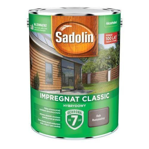 Sadolin Impregnat do drewna hybrydowy dąb rustykalny 4,5 l