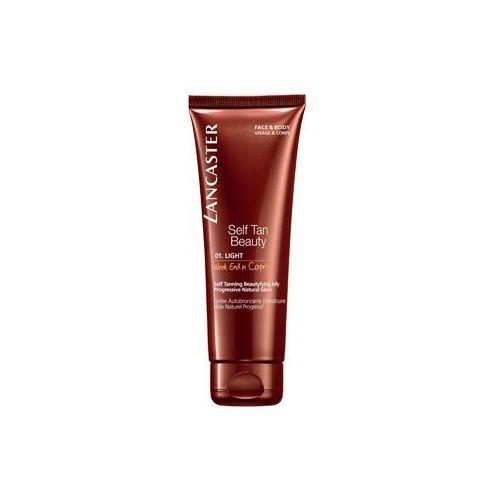 Lancaster self tan beauty samoopalający żel do ciała i twarzy odcień 01 light (week end in capri) 125 ml (3607349252007)
