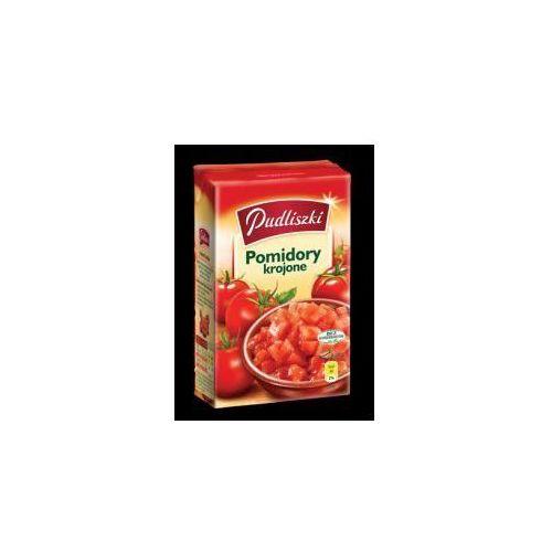 Pomidory krojone 400 g Pudliszki z kategorii Przetwory warzywne i owocowe