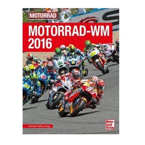 Motorrad-WM 2016 (9783613039223)
