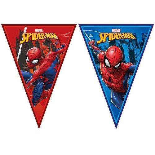 Procos disney Baner flagi spiderman team up - 230 cm - 1 szt. (5201184894507)