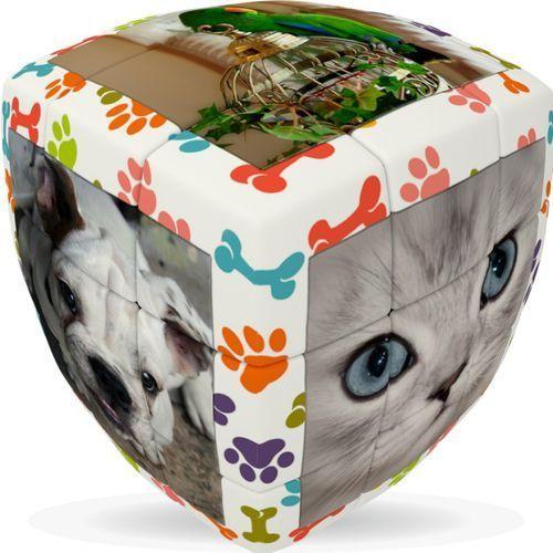 Verdes V-cube 3 zwierzęta domowe (3x3x3) wyprofilowana (5206457001798)