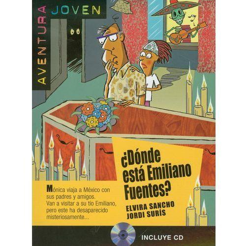 Donde Esta Emiliano Fuentes + Cd (2010)