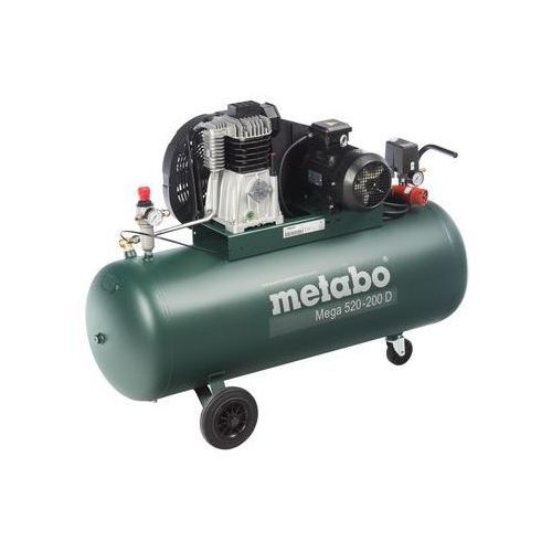Metabo Kompresor olejowy mega 520-200 d