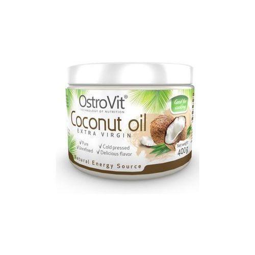 Oli-oli Ostrovit olej kokosowy nierafinowany 400g (5902232612349)