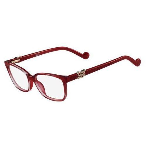 Okulary korekcyjne lj2619 506 marki Liu jo
