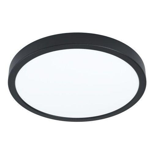99224 FUEVA 5 oprawa natynkowa; stal, czarny / plastik, biały 3000K LED EGLO (9002759992248)