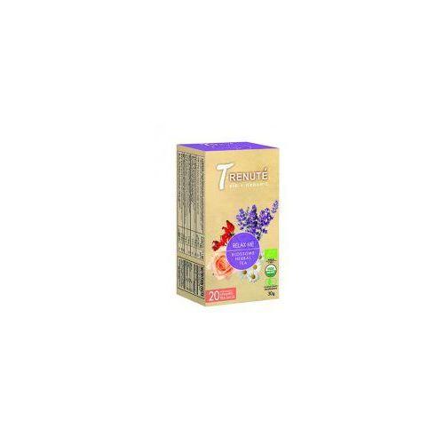 Herbatka Kwiatowo - Ziołowa Relax Me 1,5 g x 20 szt. BIO 30 g T'renute, 4792038700262