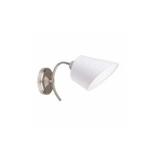 mette 8341127 kinkiet lampa ścienna 1x40w e27 złoty/biały marki Spot light