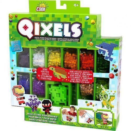 Cobi  qixels mega zestaw uzupełniający 87071