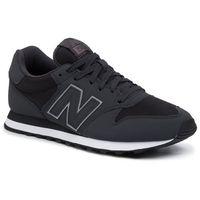 Sneakersy NEW BALANCE - GM500TRX Czarny, w 3 rozmiarach