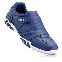 Buty wsuwane bonprix indygo, kolor niebieski