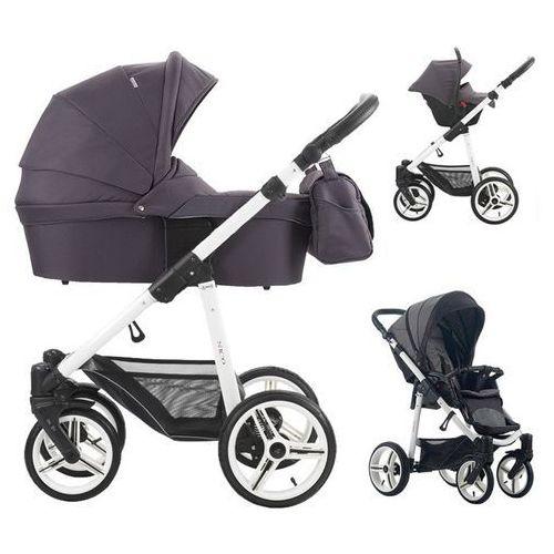 Bebetto Nico S-Line+gondola+fotelik (do wyboru) - produkt z kategorii- Wózki wielofunkcyjne