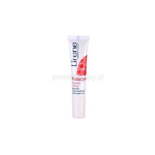 Lirene Folacyna 50+ liftingujący krem pod oczy SPF 10 + do każdego zamówienia upominek.