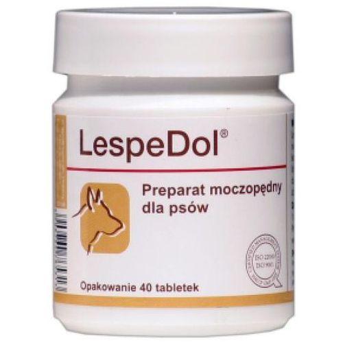 Lespedol preparat moczopędny dla psów 40tabl. marki Dolfos