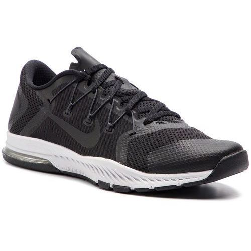 Nike Buty - zoom train complete 882119 002 black/anthracite/white
