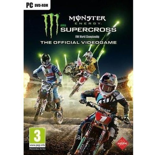 Monster Energy Supercross The Official Videogame (PC)