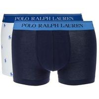 Polo Ralph Lauren Boxers 2 Piece Niebieski Biały M, kolor niebieski