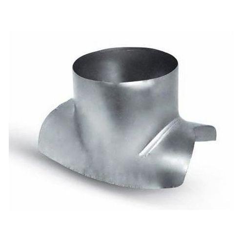 Elementy okrągłe bez uszczelki Trójnik siodłowy tłoczony spiro sp-100-100