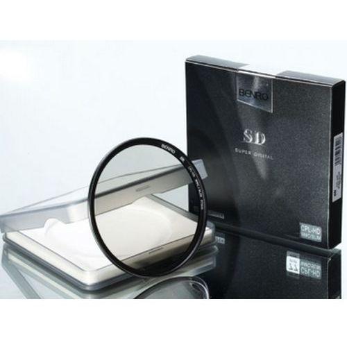 Filtr Benro SD, CPL-HD, WMC, 58mm (WMCSLIM58) Darmowy odbiór w 21 miastach!, WMCSLIM58