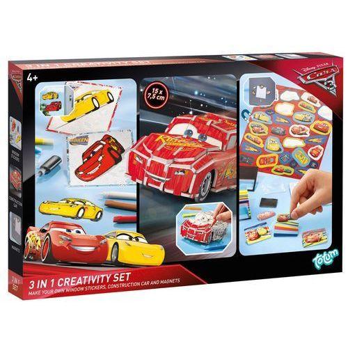 Disney zestaw kreatywny 3 w 1 Cars 3 (8714274141094)