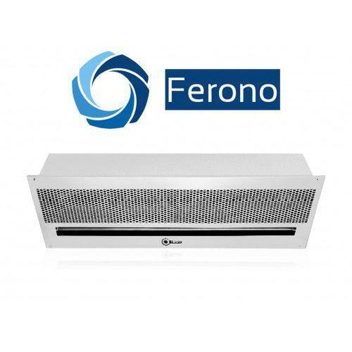Kurtyna powietrzna 150cm bez nagrzewnicy do zabudowy w suficie (fk150zs) marki Ferono