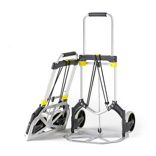 Aj produkty Taczka transportowa, aluminium, 90 kg, 980x500x450 mm