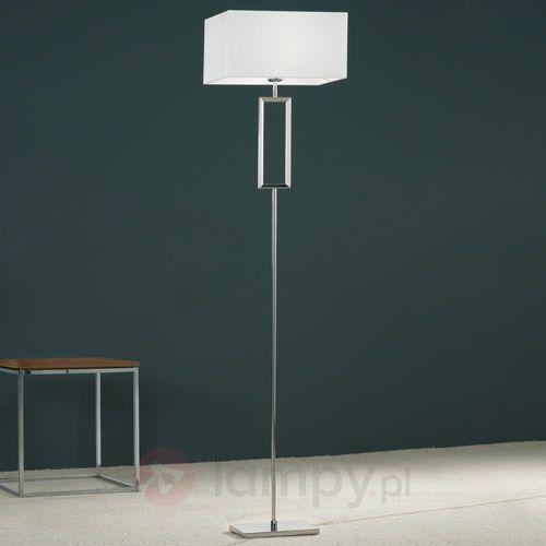 enna 2 lampa stojąca nikiel matowy, 1-punktowy - nowoczesny - obszar wewnętrzny - 2 - czas dostawy: od 4-8 dni roboczych marki Helestra