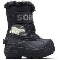 Sorel Dziecięce buty zimowe SNOW COMMANDER 27 czarny