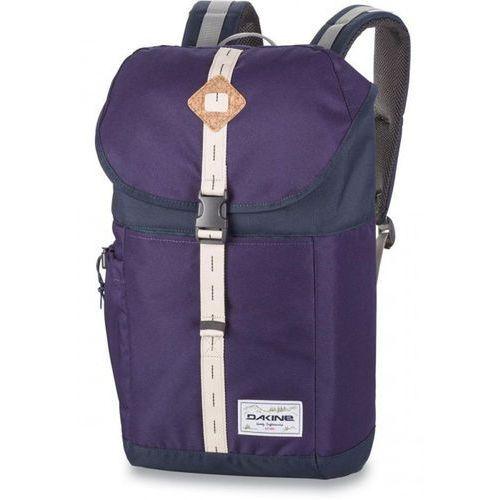 Dakine range 24l plecak fioletowy 2017 plecaki szkolne i turystyczne