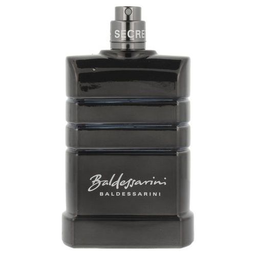 TESTER BALDESSARINI SECRET MISSION EDT 90ML