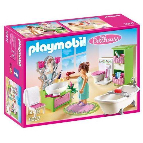 Playmobil DOLLHOUSE Romantyczna łazienka 5307