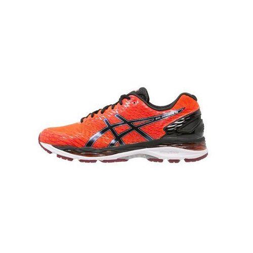 asics Gel-Nimbus 18 But do biegania Mężczyźni pomarańczowy/czarn 48 Buty szosowe ze sklepu Addnature
