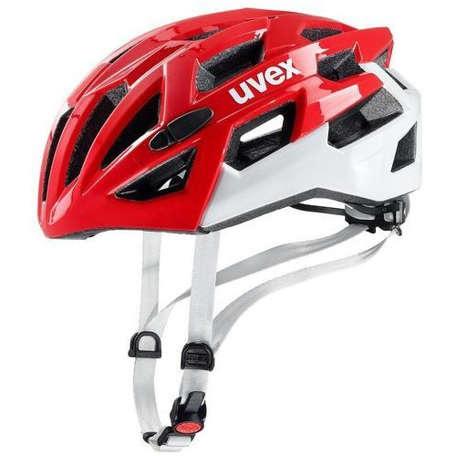 Uvex kask race 7 red/white 51-55 cm