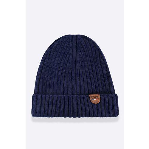 U.s. polo - komplet czapka + szalik