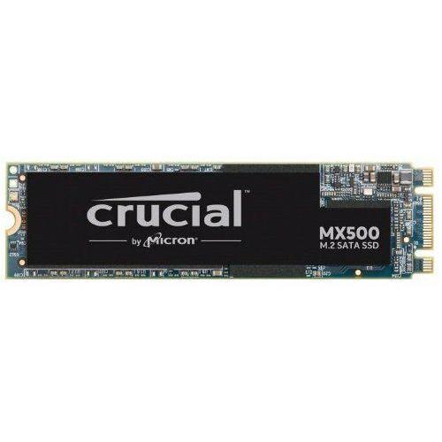 Dysk SSD Crucial MX500 1TB M.2 2280 SATA 6Gb/s TLC 3D-NAND | CT1000MX500SSD4 - 1TB (4058154324110)