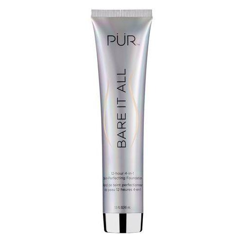 PÜR Bare It All™ 4-In-1 Skin-Perfecting Foundation - Długotrwały Podkład Kryjący, 847137025212