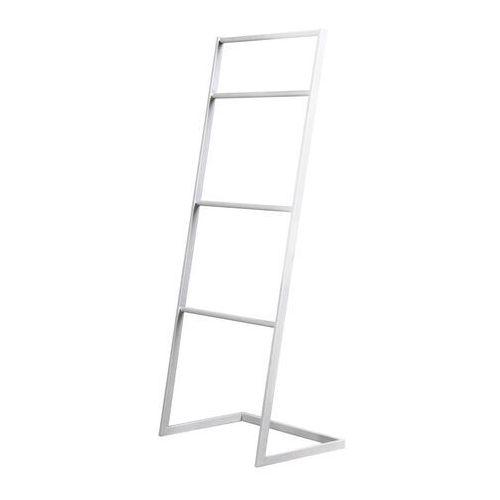 Dea white stojak na ręczniki 40x26x99 m marki Sofa.pl