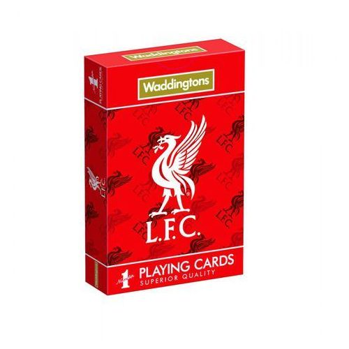Karty do gry Liverpool