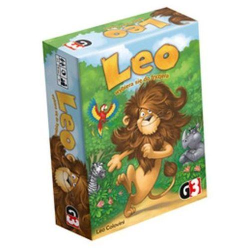 Leo wybiera się do fryzjera G3