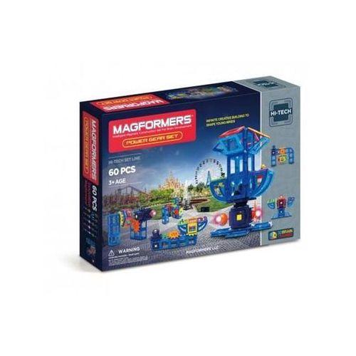 144 elementy marki Magformers