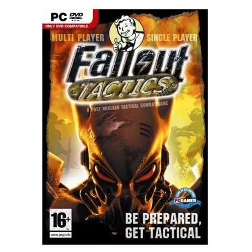 Fallout Tactics Brotherhood of Steel (PC)