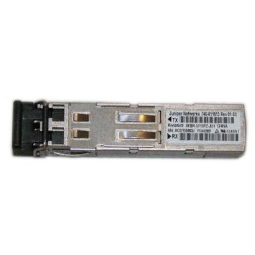Small form factor pluggable 100base-fx fast ethernet optics (ex-sfp-1fe-fx) marki Juniper