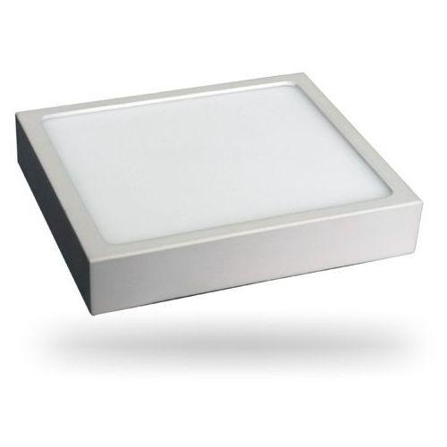 Panel LED 6W (420lm) + Bezpłatna natychmiastowa gwarancja wymiany! Ciepła biała 3000K