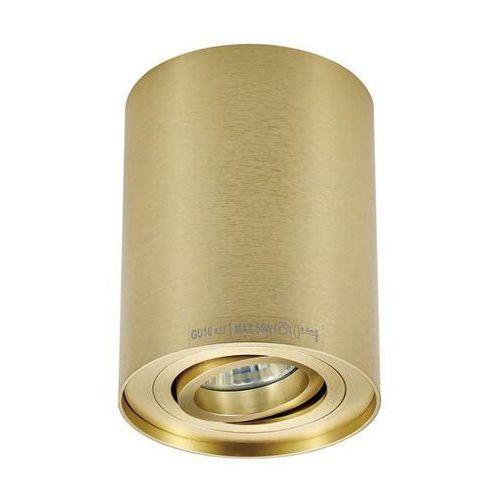 Lampa sufitowa quadro złota, 89200-gd marki Zuma line