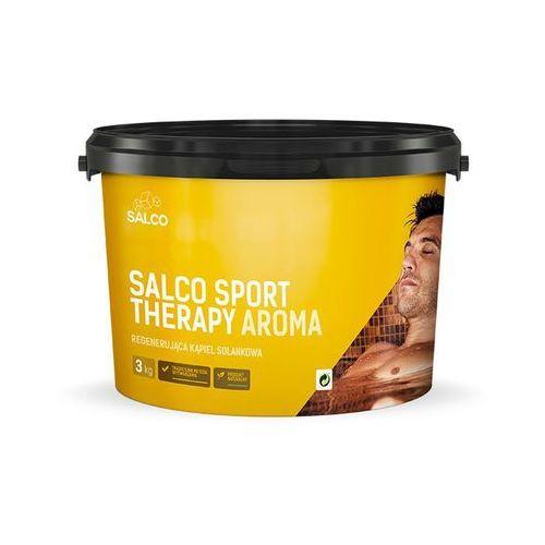 Sól do kąpieli Therapy Aroma SALCO 3kg Eukaliptus (5906551086300)